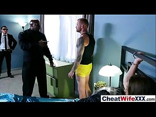 Hot Wife (dani daniels) Like To Cheat In Hard Style Sex Tape movie-09