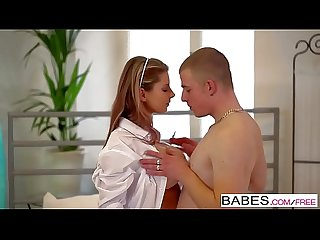 Babes mirror mirror starring katerina and david clip