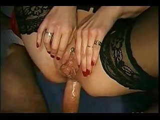132213 french mature gang bang and facials bmw