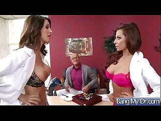 Sex Adventure Tape Between Doctor And Patient (kortney madison) clip-16