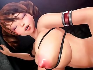 [3D Hentai] D-Fantasy Captured Female Soldier