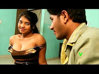 Horny girlfriend get satisfied by her boyfriend telugu story based film mamatha