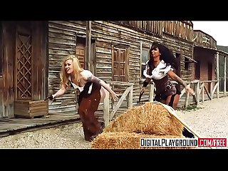 Digitalplayground rawhide scene 5 Jasmine webb and jessa rhodes and juan lucho