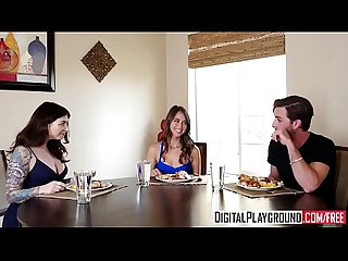XXX Porn video - The Houseguest
