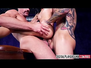 XXX Porn video - Pool Shark - group sex
