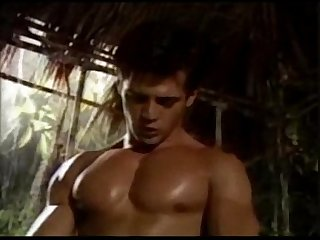 Jeff stryker jungle bareback three way