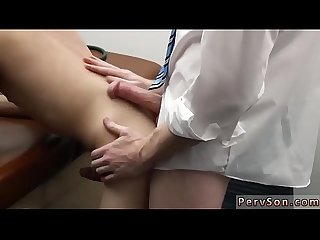 Gay boy big dick cumshot xxx Doctor's Office Visit