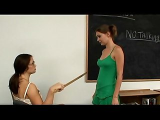 Teacher and schoolgirl lesbian fetish