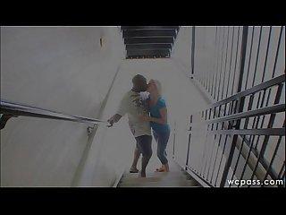 Mandingo destroys white pussy