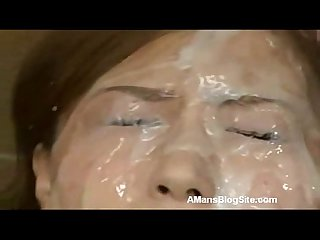 Oozing facial