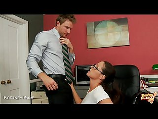 Sexy kourtney kane suck a big cock