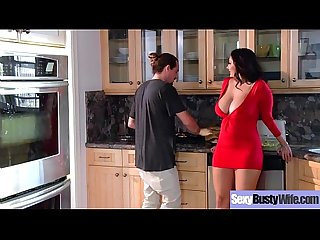 Busty horny housewife ava addams enjoy hard style sex action movie 10