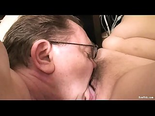 Old Couple With Naughty Teen Fucked