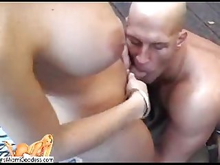 Hot sex with a tranny