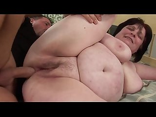 Fat mature banging hard