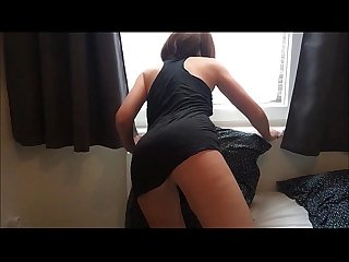 Maid Upskirt No Panties 2