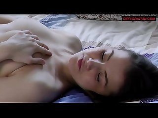 Sasha S Uralmasha second masturbation