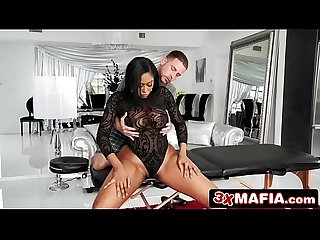 Gorgeous Ghetto Beauty Moriah Mills Fucked